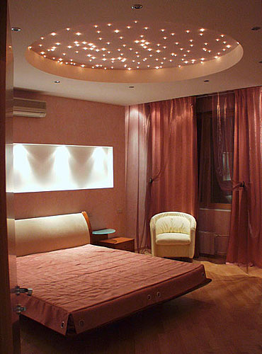 Fotodiplinepuschaumdeckeledsternenhimmelschlafzimmer - Schlafzimmer sternenhimmel