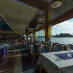 Spanndecken auch im Rheinschiff - Perfekte Flexibilität