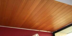 Alte Decke renovieren Holzdecke raus