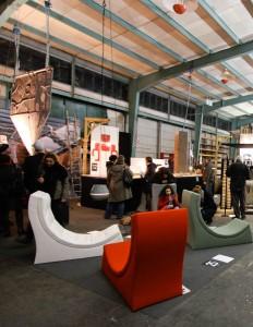 Industriedesign geht gut mit Spanndecken Köln